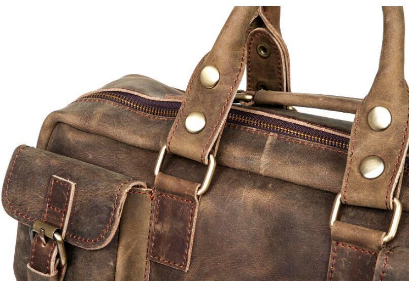【定価65万】.【純手工細作】上層牛革100%メンズビジネスバッグ 書類かばん ビジネスバッグ ショルダーバッグ メンズバッグ 鞄_画像4