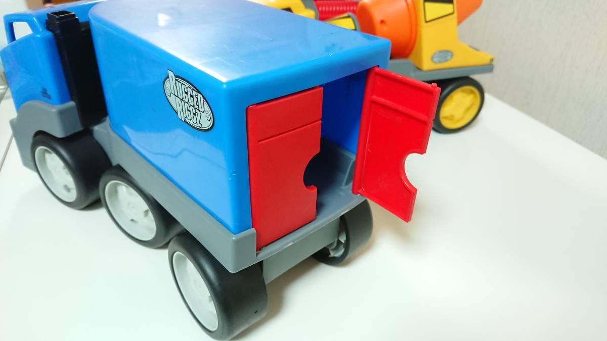 送料込! リトルタイクス 乗り物 おもちゃ 3点セット_画像7