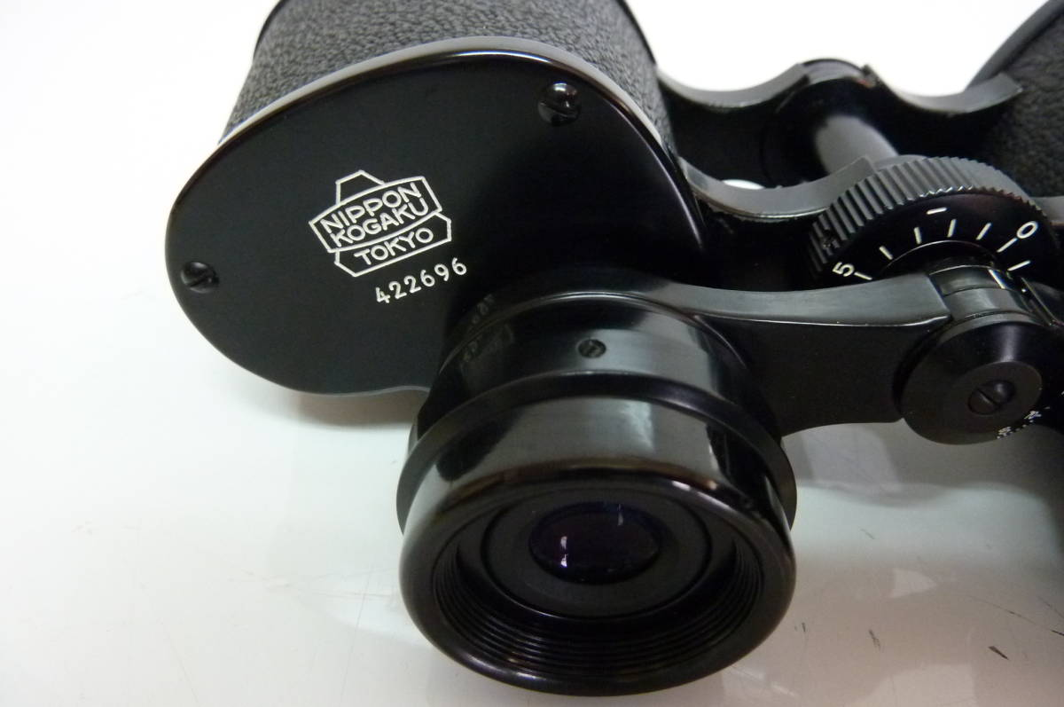 ★ Nikon 双眼鏡 7× 35A 7.3° J-B7 Feather-Weight BINOCULARS 美品 ★_画像4