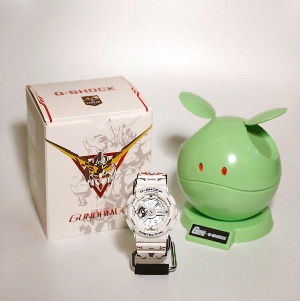 【新品】【1円スタート】日本未発売 極レア品 海外限定 カシオ G-Shock ガンダム 40周年 G-Shock RX-0 UNICORN GUNDAM