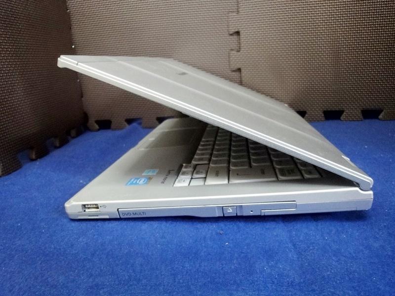 Panasonic Let's note CF-LX3JD2CS 【i5-4310U 4G 新品SSD 240B Windows10Pro office2016 】[553]_画像8