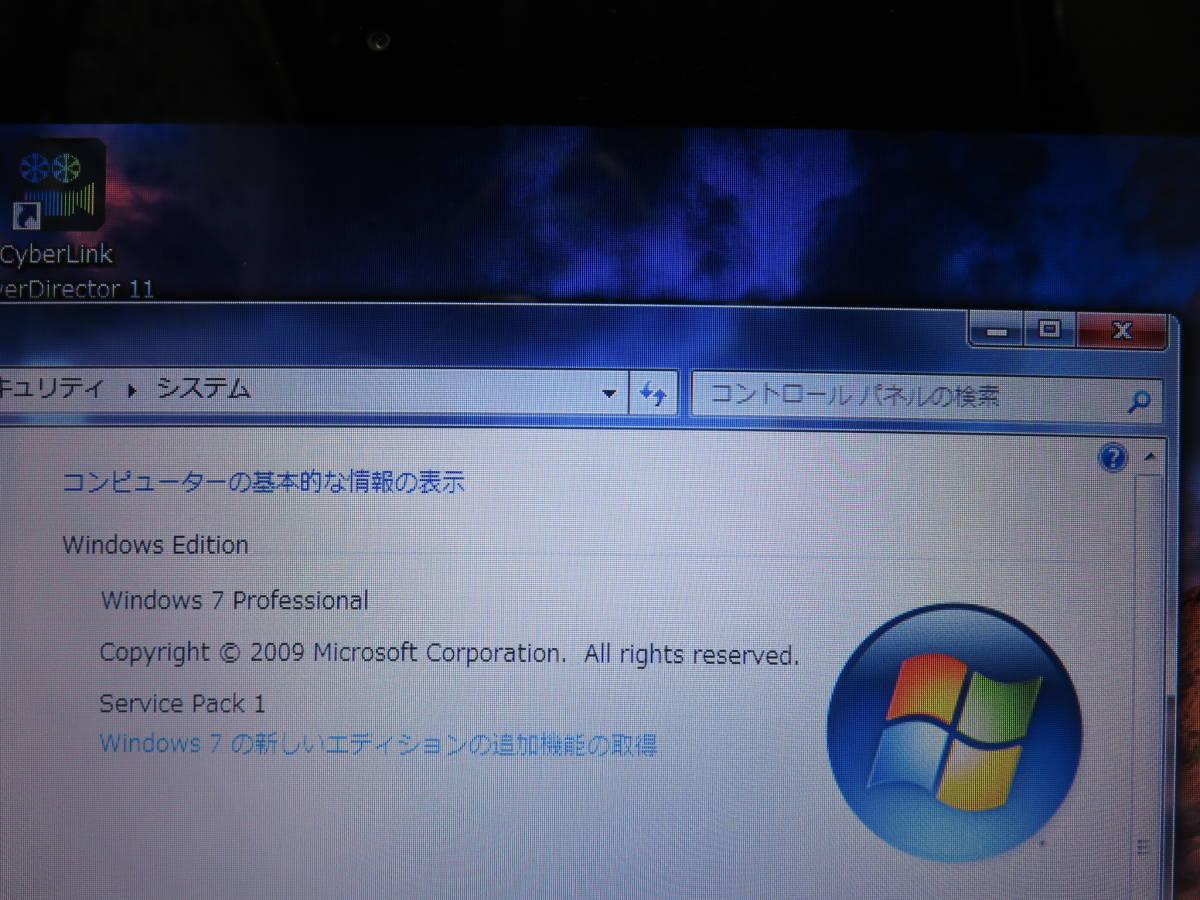 ダブルmacOS & Windowsが使用出来ます