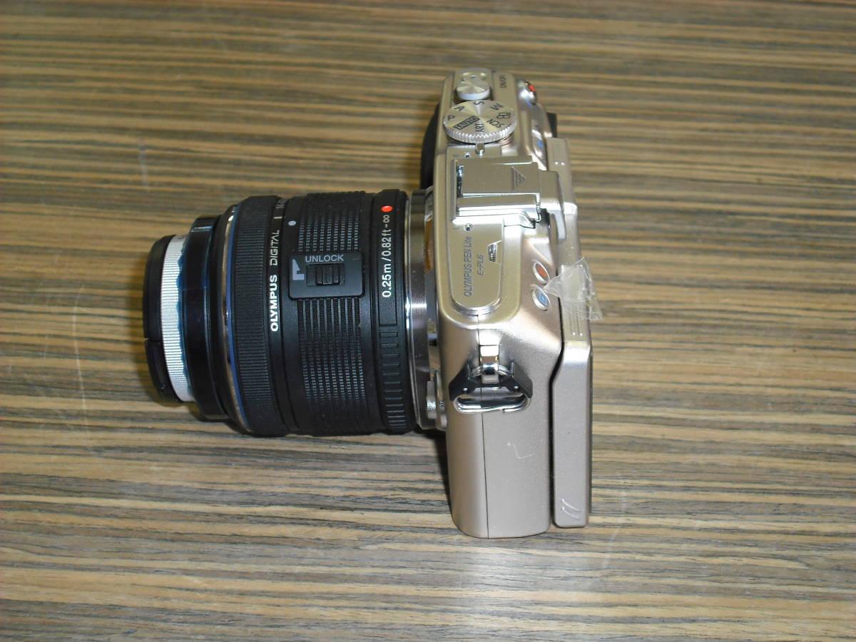 ■カメラ(中古品) 『OLYMPUS PEN Lite E-PL6』_画像3
