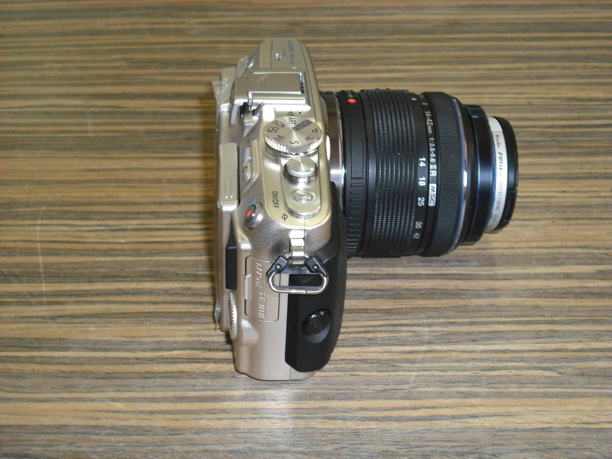 ■カメラ(中古品) 『OLYMPUS PEN Lite E-PL6』_画像4