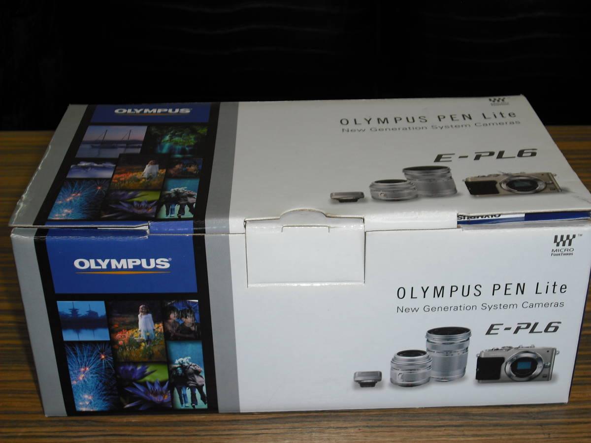 ■カメラ(中古品) 『OLYMPUS PEN Lite E-PL6』_画像6