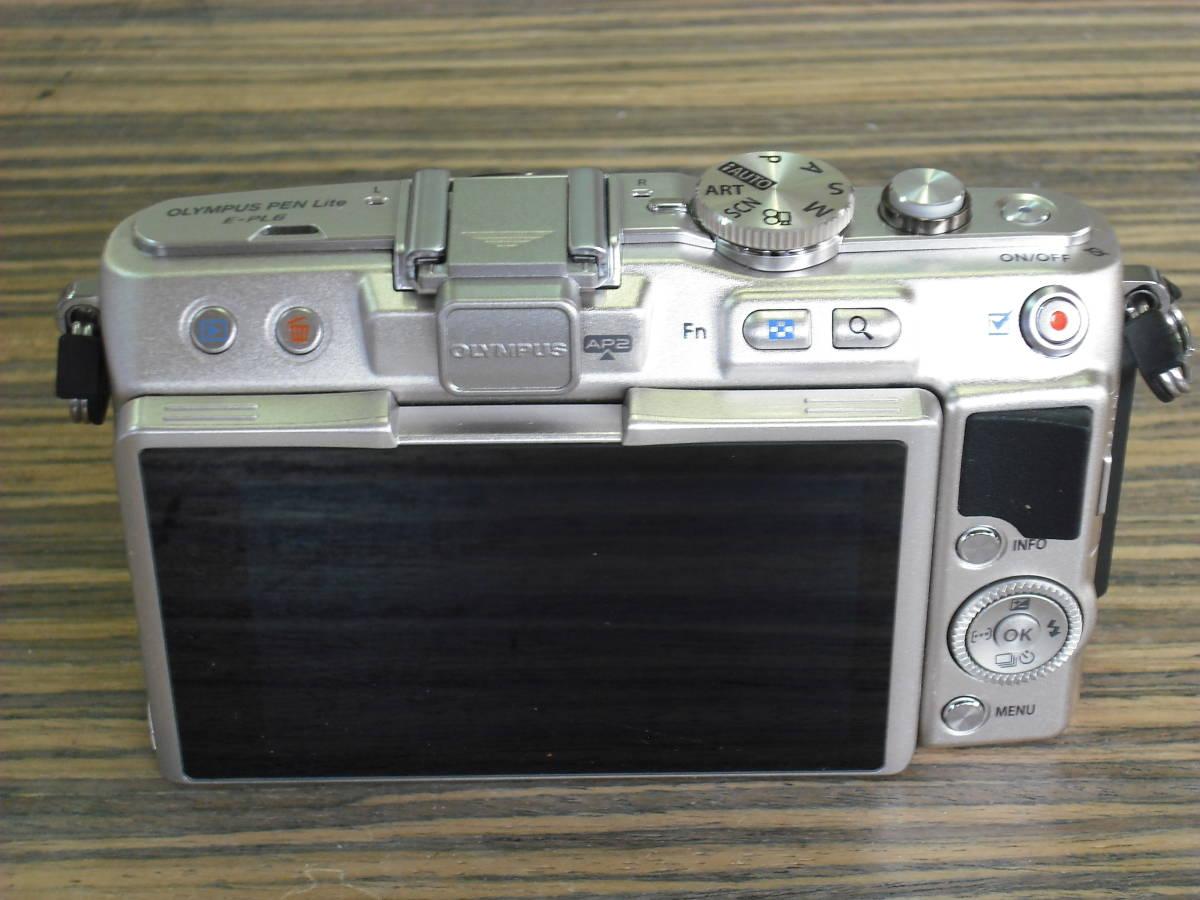 ■カメラ(中古品) 『OLYMPUS PEN Lite E-PL6』_画像8