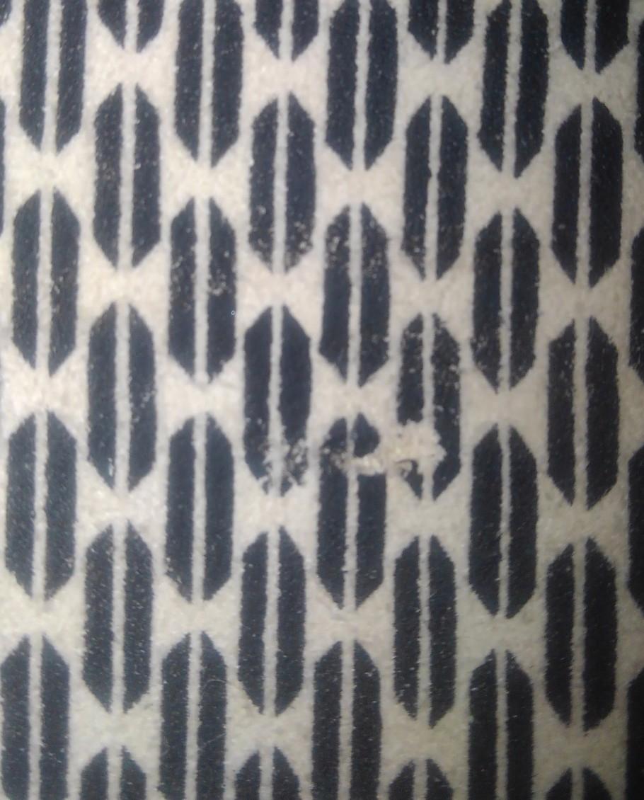 印傳屋 印伝 230 合切袋 (合才袋) 漆 皮 弓道_画像8
