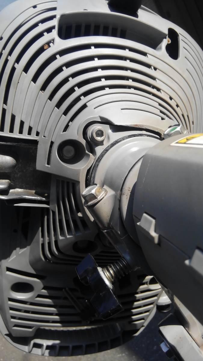 ホンダ 2馬力船外機 各部部品交換2.3PS仕様_画像7