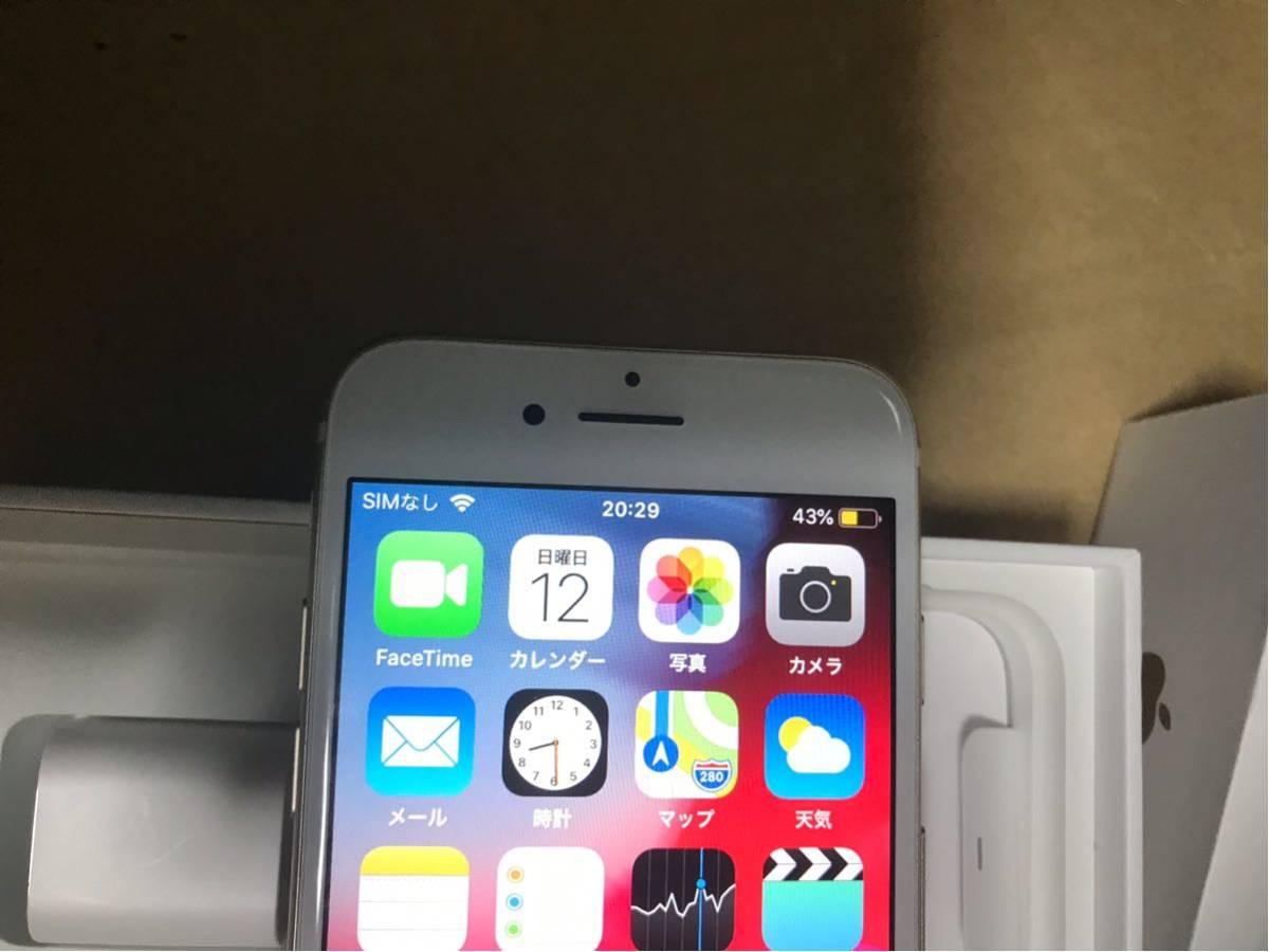 美品 iPhone7 Apple 128GB ゴールド SIMフリー 格安SIM使用可能_画像7