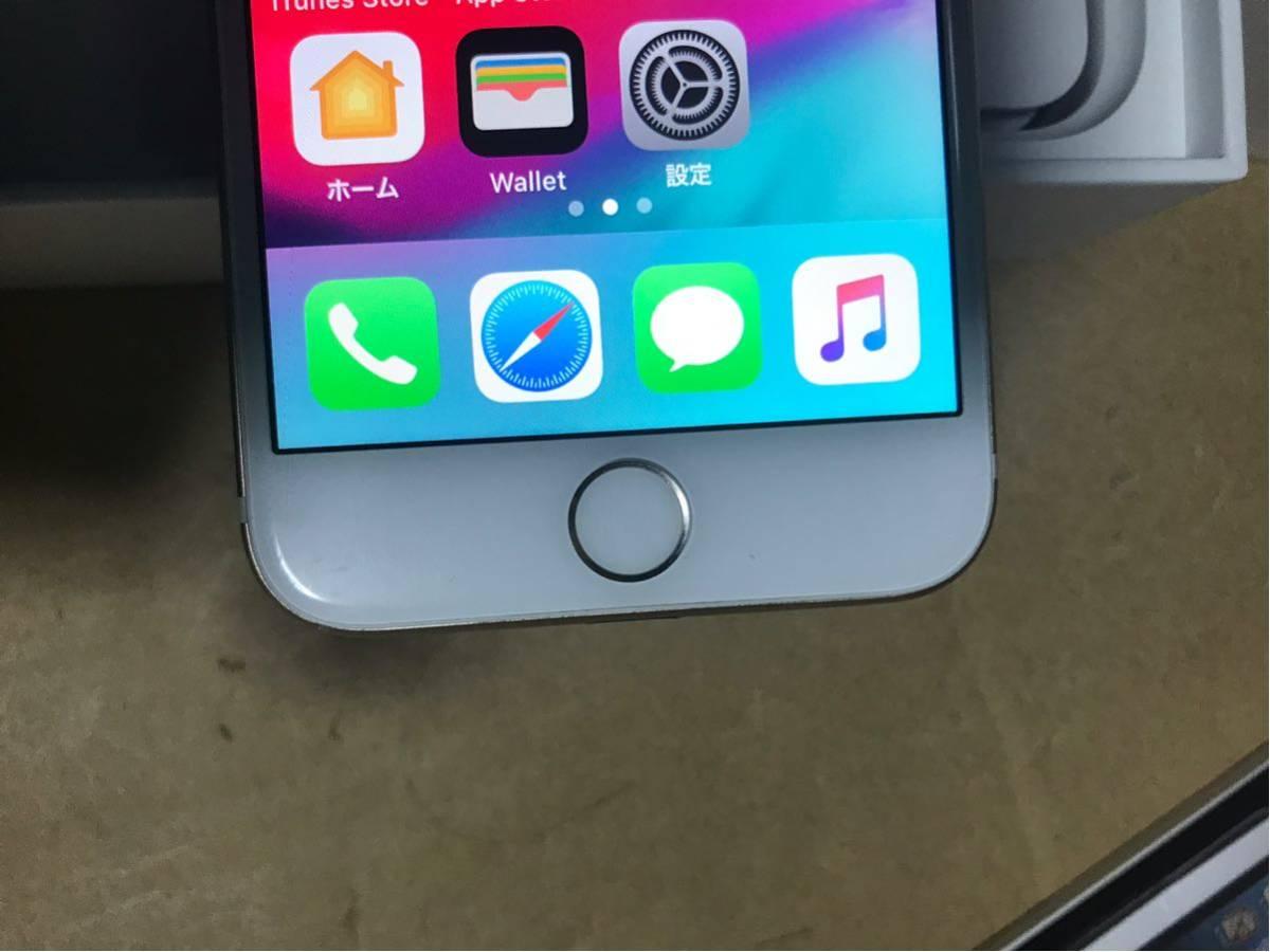 美品 iPhone7 Apple 128GB ゴールド SIMフリー 格安SIM使用可能_画像8