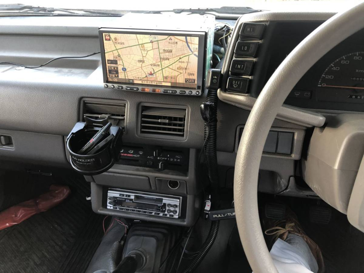 いすゞロデオキャンピング ディーゼル4WD 6.7万㎞実走行 車検32年12月迄 リニューアル済み、機関、装備良好 7人 乗って帰れます。_画像8