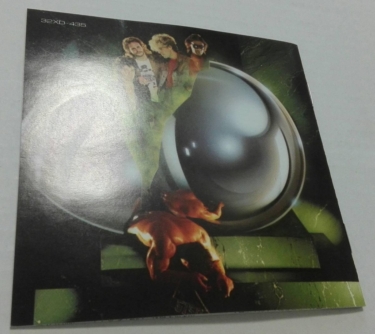 稀少!極美品!国内初期盤 シール帯 旧規格 CD VAN HALEN/5150★ヴァン・ヘイレン サミー・ヘイガー_画像6