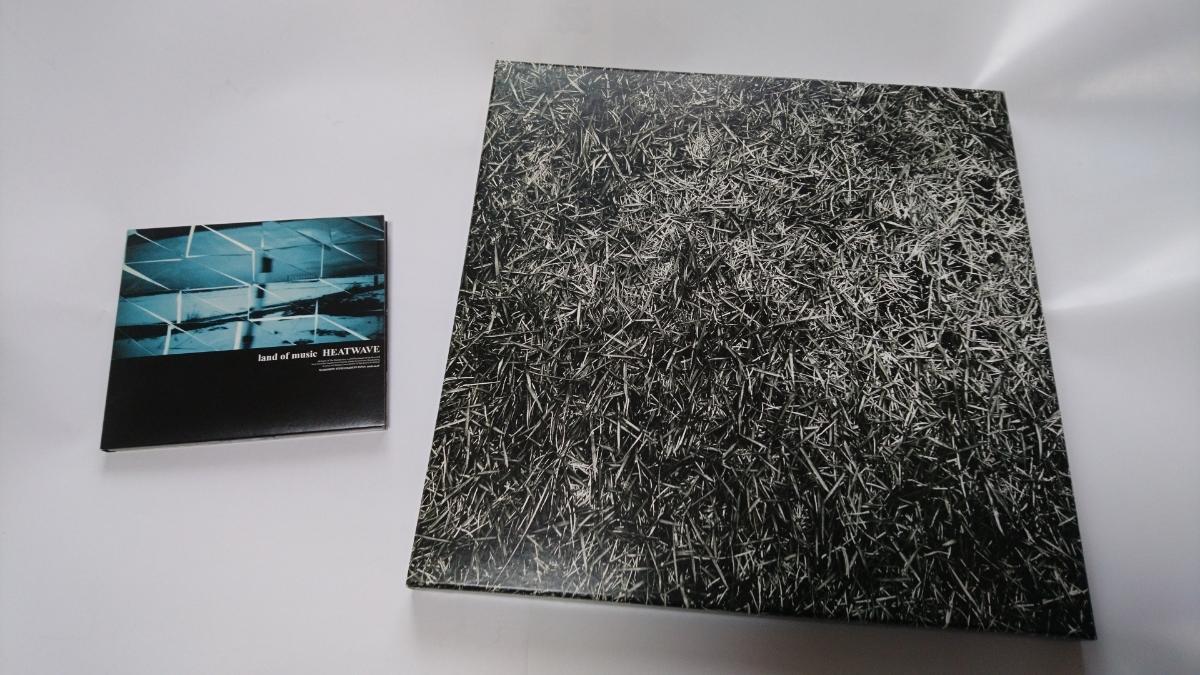 land of music のCDとボックスのセットです