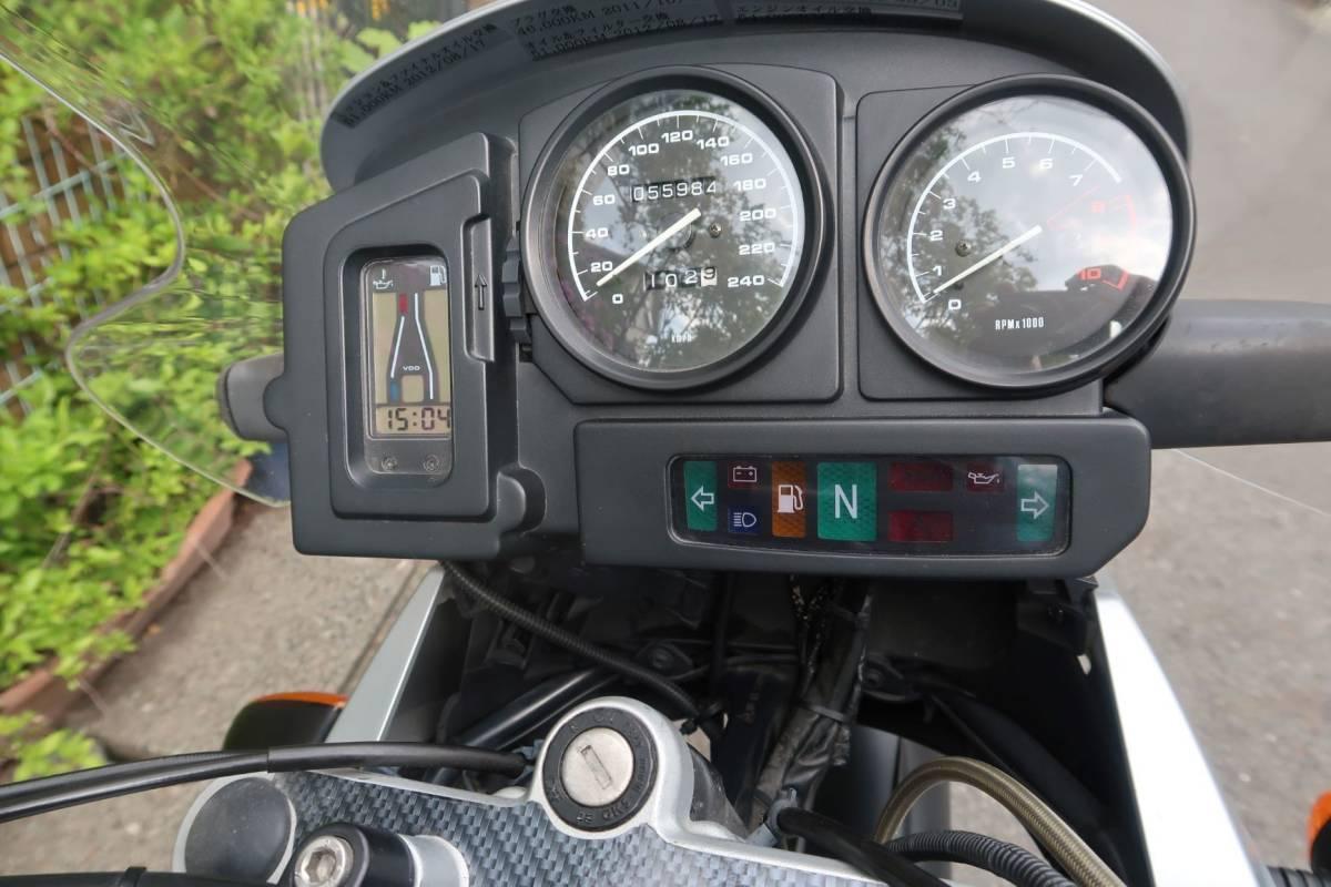【個人出品】BMW R1150GS アドベンチャー 現車確認歓迎 近県自走配送実費要相談_画像7
