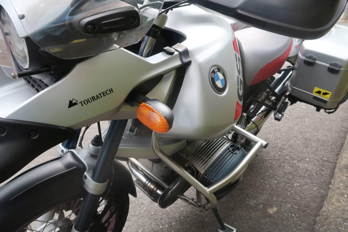 【個人出品】BMW R1150GS アドベンチャー 現車確認歓迎 近県自走配送実費要相談_画像5