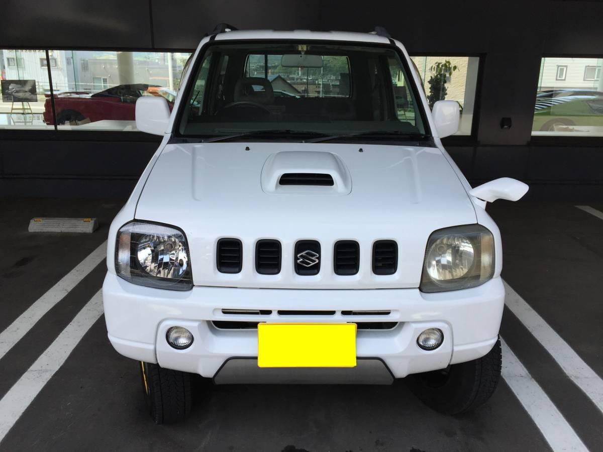 【北海道札幌発】H12年 ジムニー JB23W ■AT 4WD ■ ジャンク 1,000円売切!! 【2433】_画像5