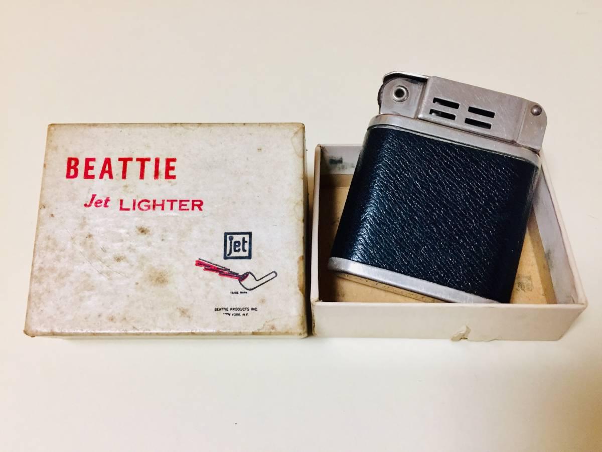BEATTIE Jet LIGHTER オイル ライター ヴィンテージ パイプ ZIPPO ジッポ
