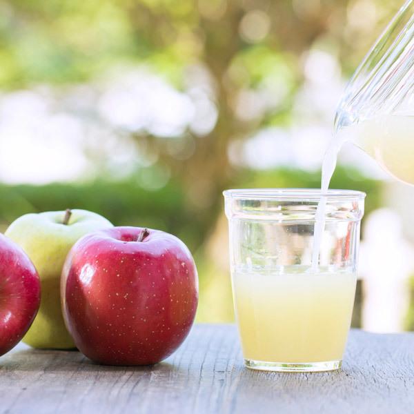 送料無料 シャイニー 青森県りんご 100% りんごジュース ギフト アップルジュース 無添加ストレート SY-C 5本入 _画像5