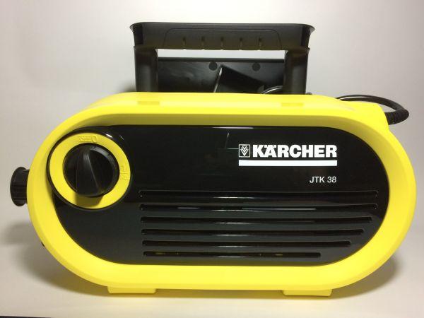 新品★ ケルヒャー製 最新型高圧洗浄機 JTK38 本体のみ ★KARCHER 検索K2.400 K2.900 JTK28Plus K2 K3 K4 K4.00 K5_画像1