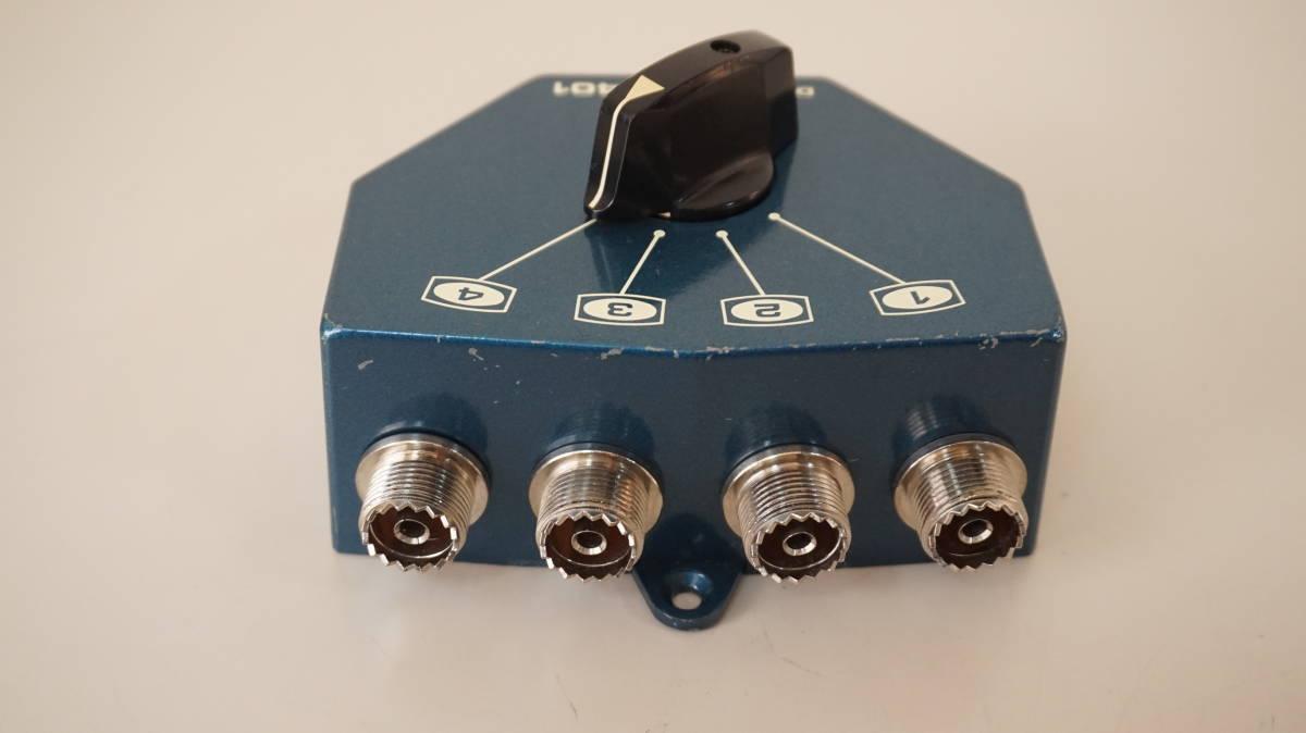 DAIWA アンテナ切替器 同軸セレクター CS-401