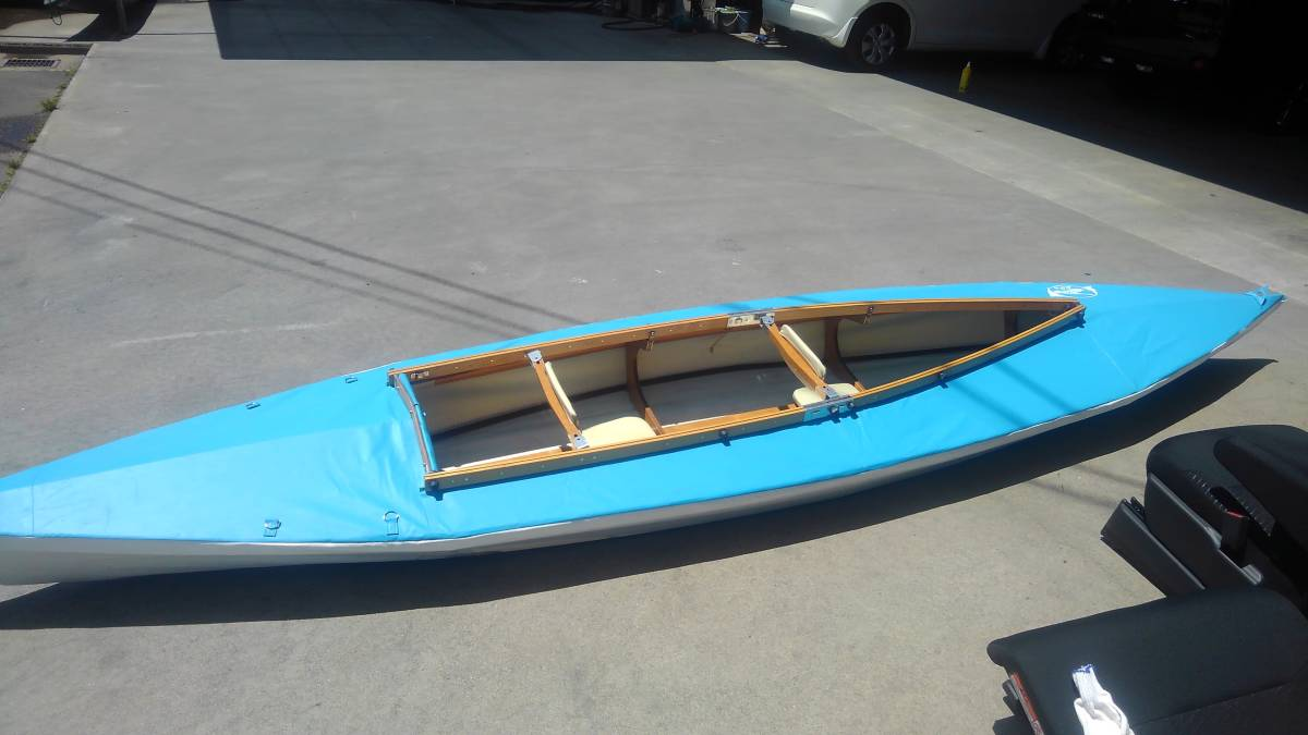 フジタカヌーQG2(クイングース)