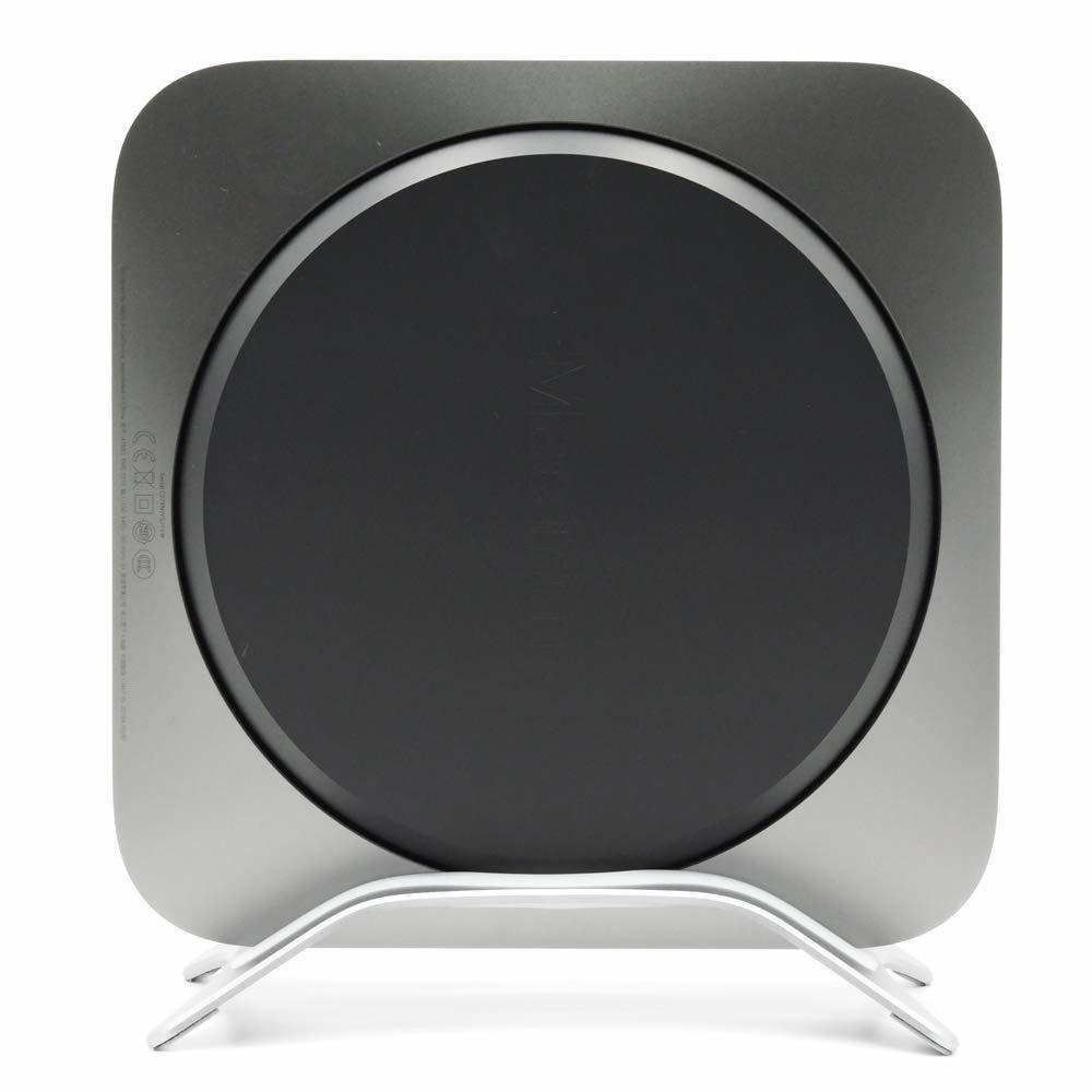 マックミニアルミスタンド 全モデル スペースグレー デスクトップスタンド  mac macbook macbookpro_画像3