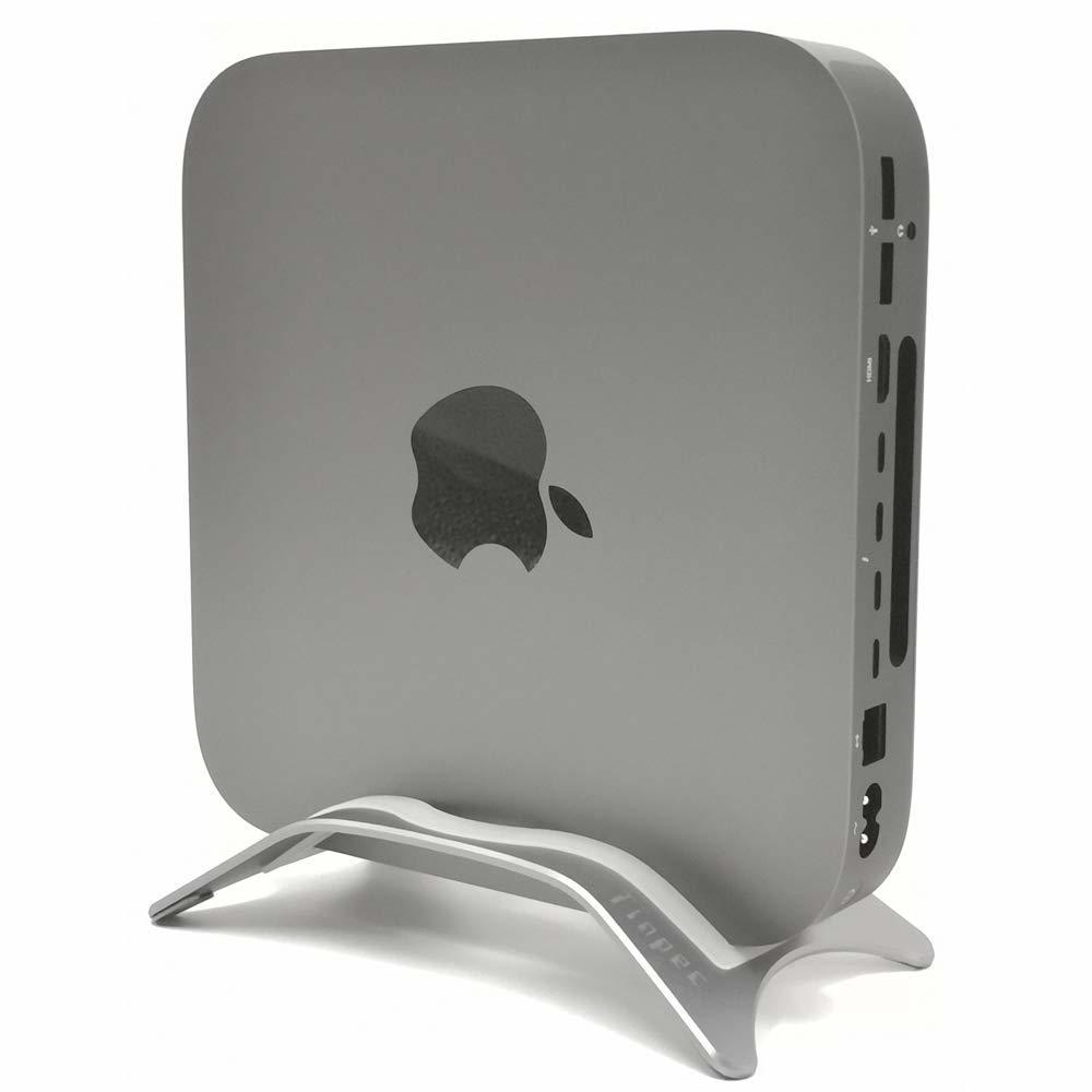 マックミニアルミスタンド 全モデル スペースグレー デスクトップスタンド  mac macbook macbookpro_画像5