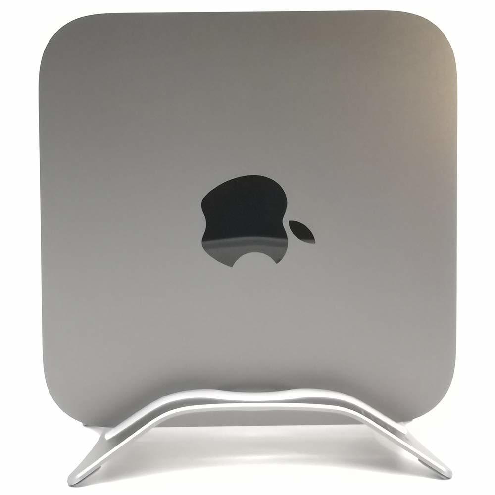 マックミニアルミスタンド 全モデル スペースグレー デスクトップスタンド  mac macbook macbookpro_画像6