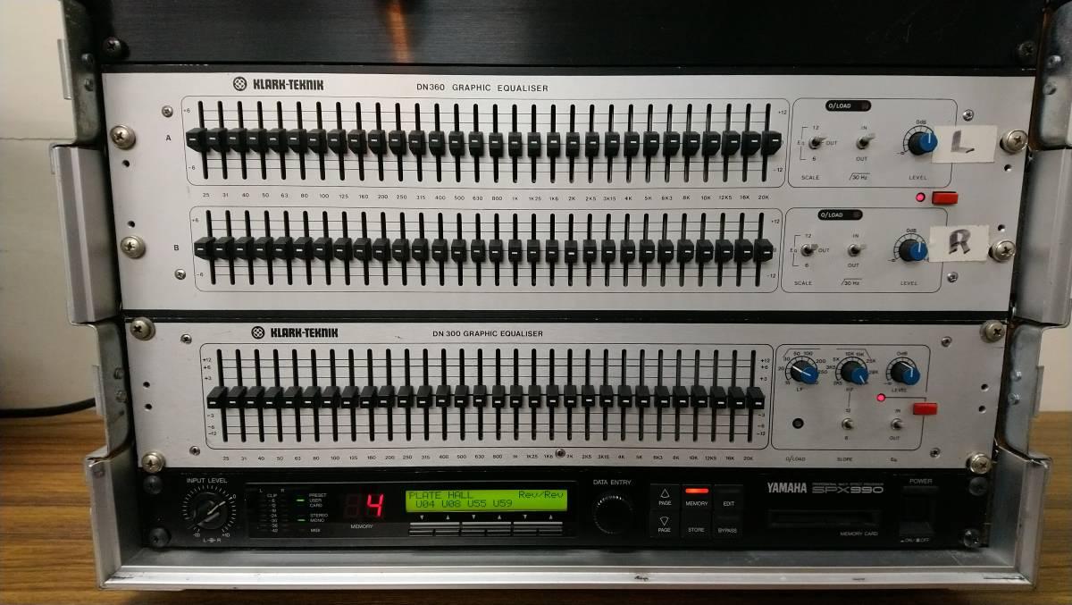 【中古動作品】DN360 + DN300 + SPX990 + PD8L を一式で!_画像2