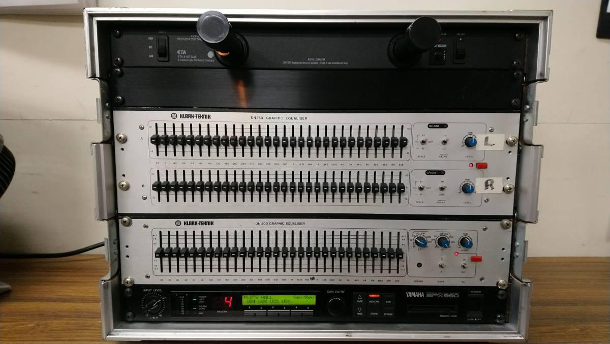 【中古動作品】DN360 + DN300 + SPX990 + PD8L を一式で!_画像3