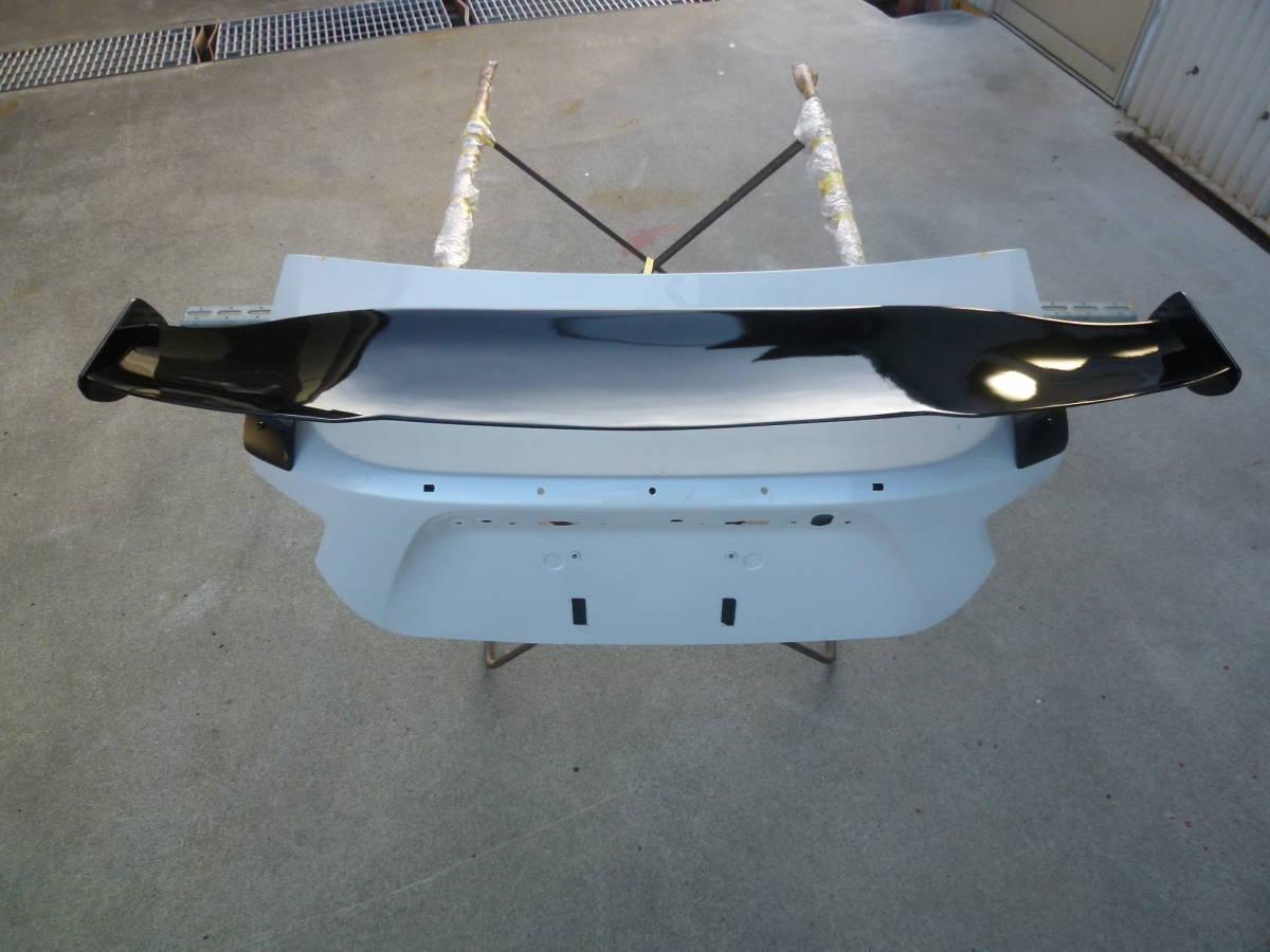1円 売切り 86 GT ウイング 塗装済み完成品 前期・後期可 3D 専用 D1 ドリフト リア スポイラー ZN6 ZC6 BRZ _画像5