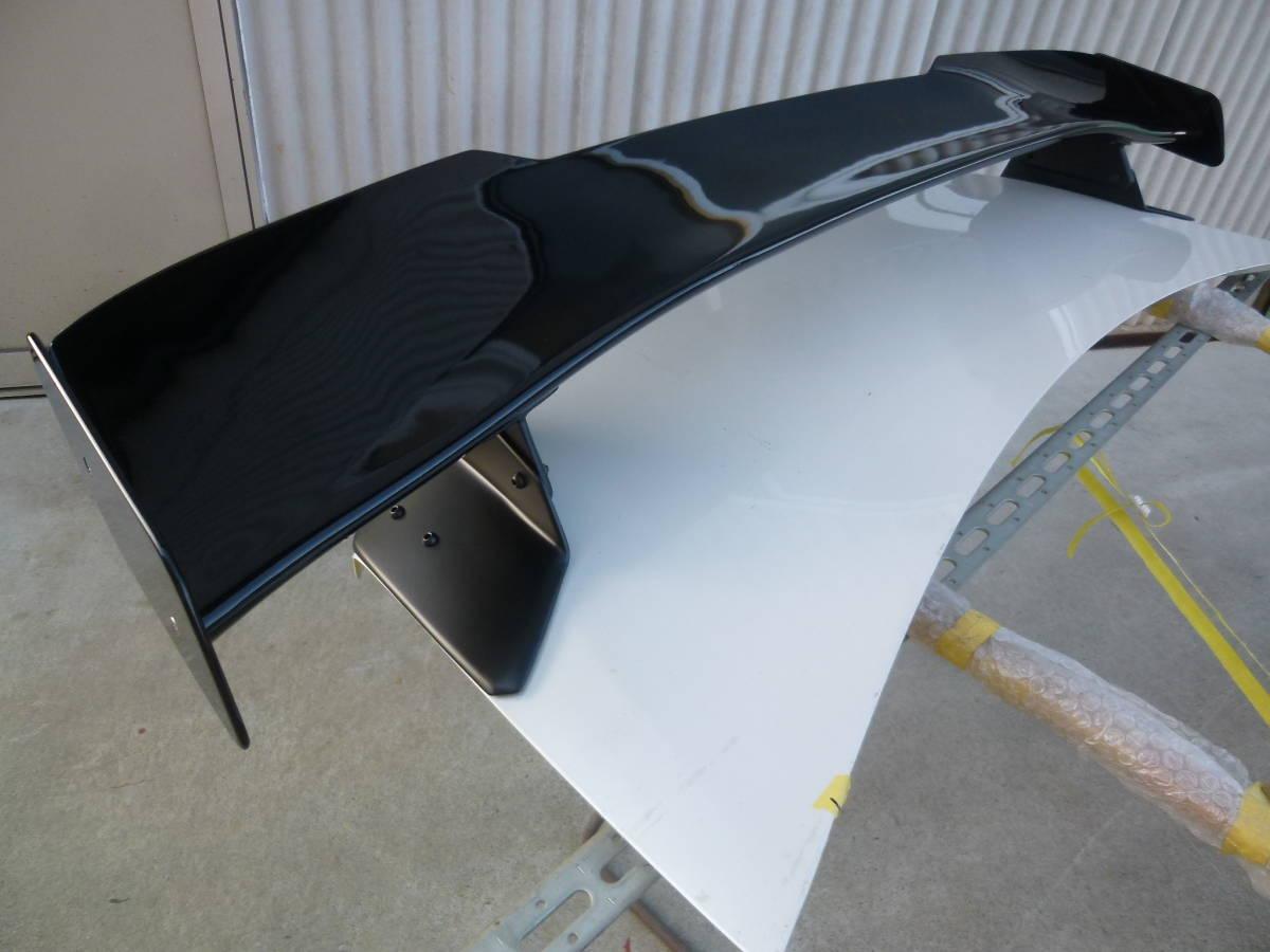 1円 売切り 86 GT ウイング 塗装済み完成品 前期・後期可 3D 専用 D1 ドリフト リア スポイラー ZN6 ZC6 BRZ _画像8
