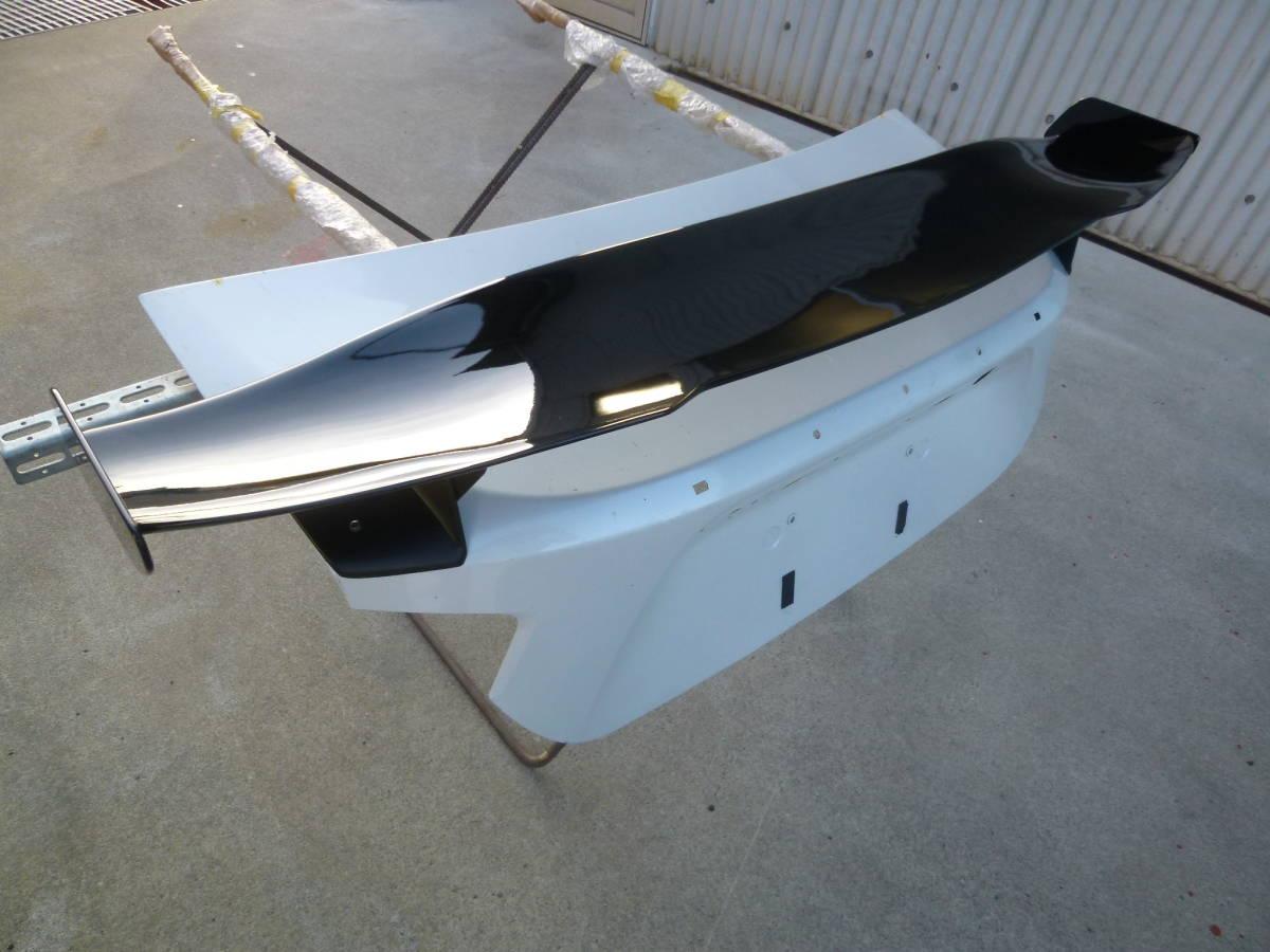 1円 売切り 86 GT ウイング 塗装済み完成品 前期・後期可 3D 専用 D1 ドリフト リア スポイラー ZN6 ZC6 BRZ _画像6