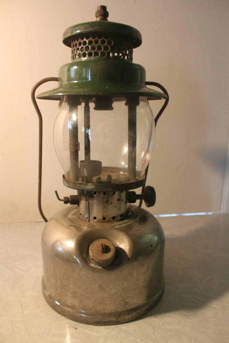 Coleman コールマン ランタン 247R CPR カナダ 1956年 希少品