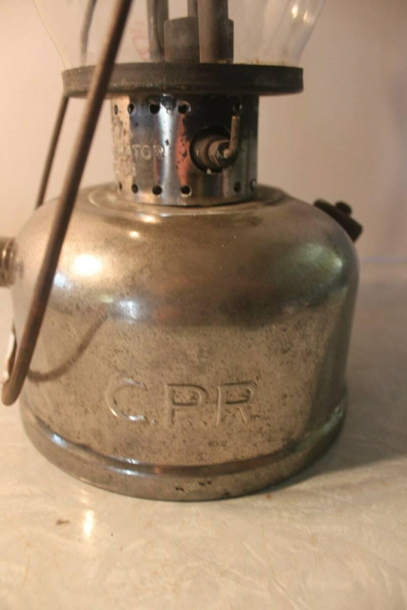 Coleman コールマン ランタン 247R CPR カナダ 1956年 希少品_画像7