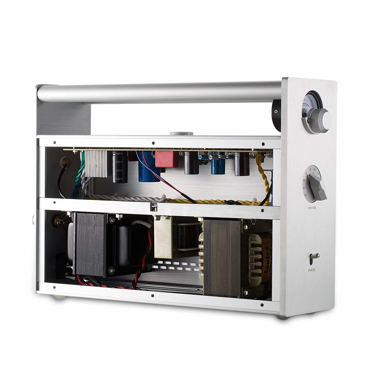 新品 Nobsound 300B Monoblock 真空管アンプ 内蔵アンプ A級 HiFi パワーアンプ オーディオアンプ バルブアンプ (SKU:DJ467-JJテスラ300B)_画像6