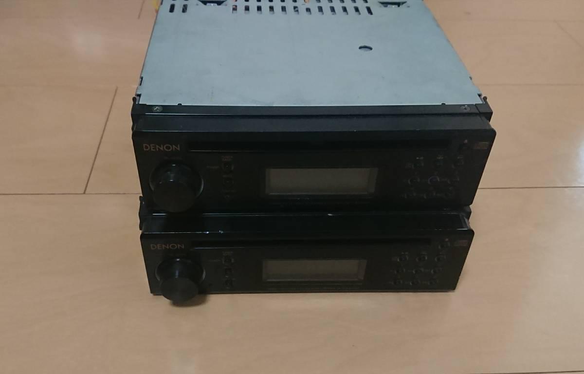 DENON デノン DCT-A1000 アンプレスデッキ 1台メンテナンス品一台部品とり
