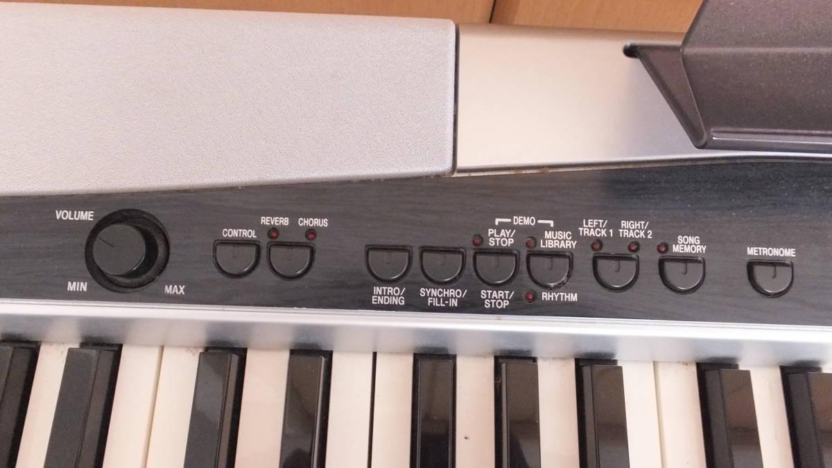 ★☆【中古・美品】 CASIO Privia PX-100 デジタルピアノ☆★_画像6