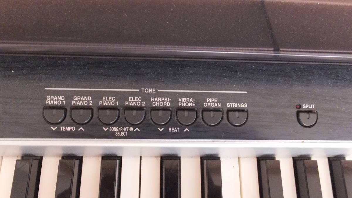 ★☆【中古・美品】 CASIO Privia PX-100 デジタルピアノ☆★_画像7