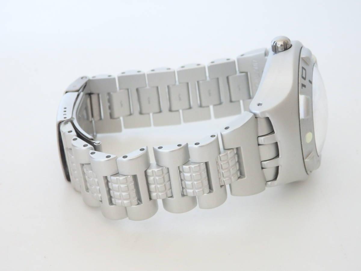 <本物 良品 Swatch スウォッチ 腕時計 IRONY アイロニー 007 コラボ作品 稼働品 電池交換済み>2.13.1 ☆定形外発送OK☆ 290円_画像5