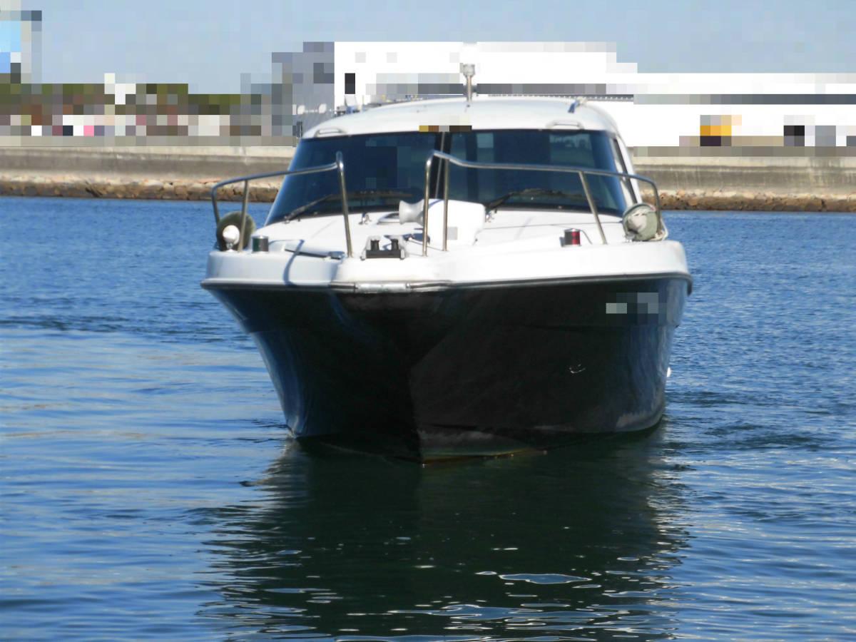 日産サンクルーズ730(24ft)4スト150馬力_画像3