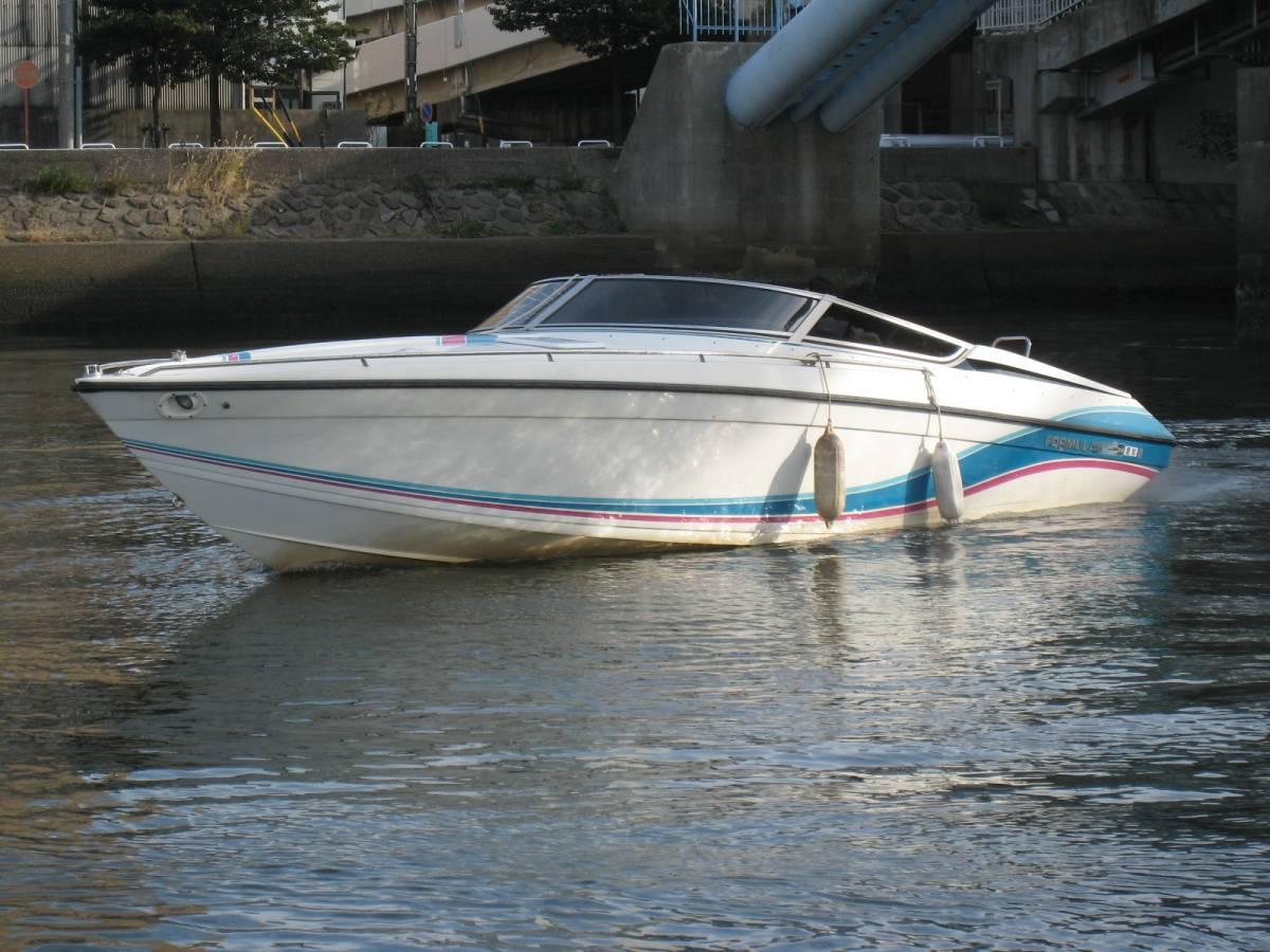 パワーボート フォーミュラーF303SR-1_画像1