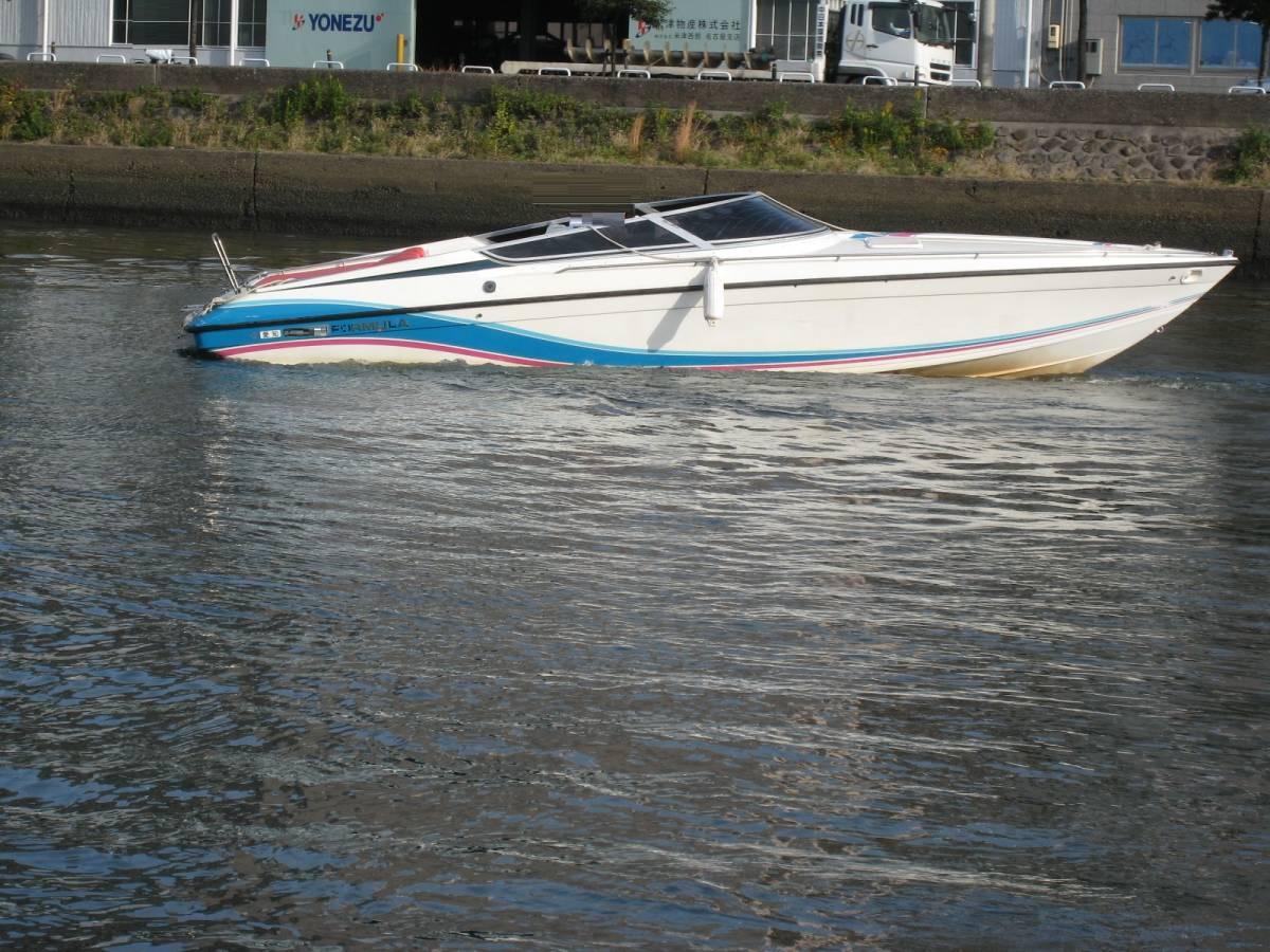 パワーボート フォーミュラーF303SR-1_画像2