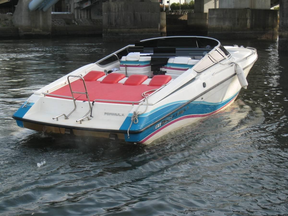 パワーボート フォーミュラーF303SR-1_画像3