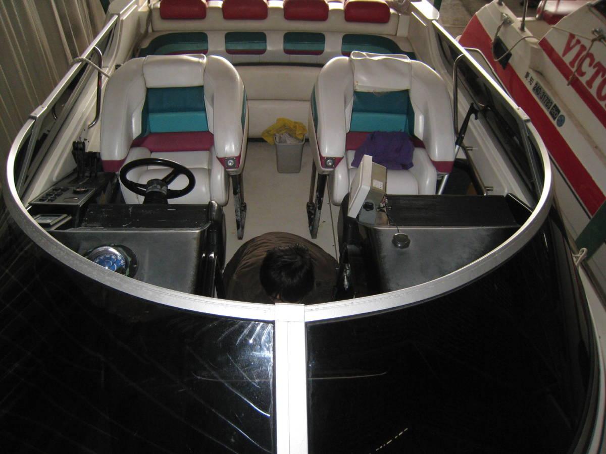 パワーボート フォーミュラーF303SR-1_画像5
