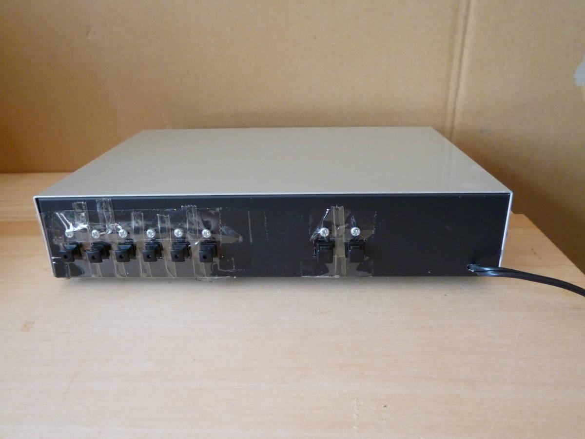 TORX142 TOTX142使用 光デジタルセレクター 分配器 2入力セレクタ 6出力 自作中古_画像2