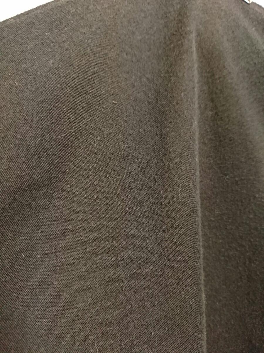 【LOVER'S ROCK】骨 ドルマン BIG Tシャツ 黒 F / スーパーラヴァーズ スーパーラバーズ カットソー ビッグT_毛玉・毛羽立ち