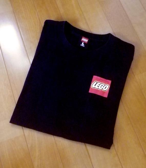 LEGO レゴ ★ Tシャツ 「恐竜」 メンズ Lサイズ 検)レゴブロック、ミニフィグ_画像4