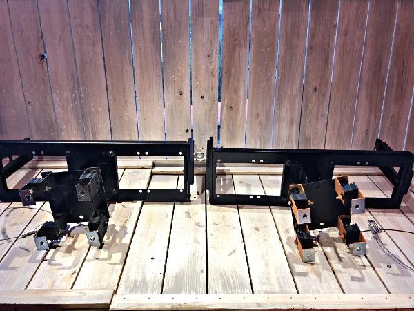 美品 EV Electro Voice エレクトロボイス SB122 サブウーファーシステム スピーカー 天吊りブラケット付き_画像7