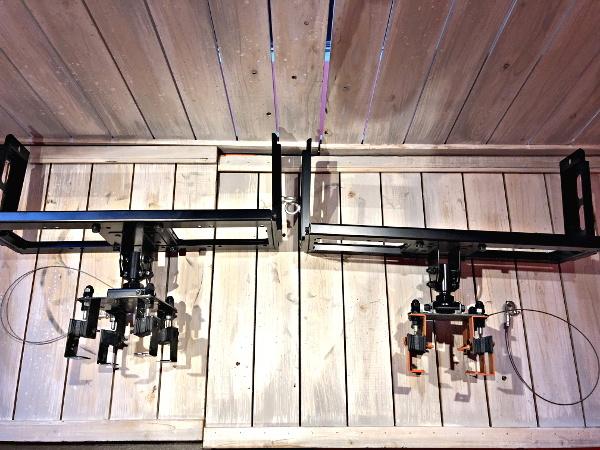 美品 EV Electro Voice エレクトロボイス SB122 サブウーファーシステム スピーカー 天吊りブラケット付き_画像8